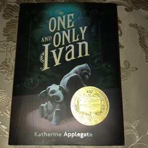 Kids the only Ivan books